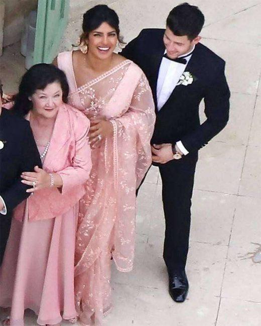 Priyanka Chopra at Sophie Turner and Joe Jonas wedding