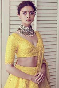 Alia Bhatt lehnga styles