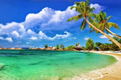 Andaman honeymoon destination of India