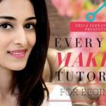 Everyday Makeup Tutorial For Beginners By Erica Fernandes