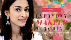 Erica Fernandes makeup tutorial for beginners