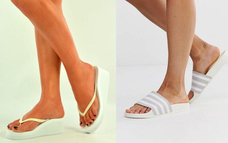 Flip Flops for monsoon