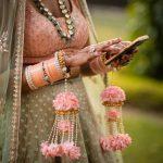 Floral Kaleerein For The Choosy Brides