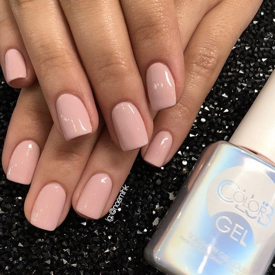 Gel nail paint for monsoon