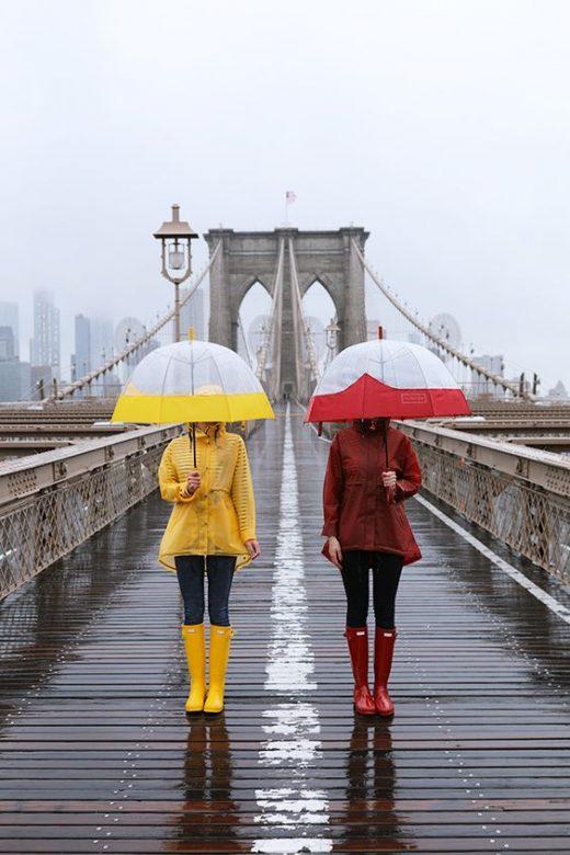 Get your wardrobe monsoon ready