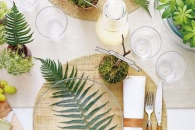How to set a table and basic table manners