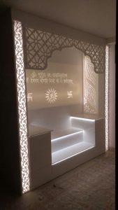Ideas to decorate pooja room
