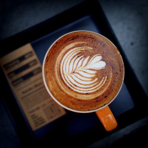 market style coffee decor ideas