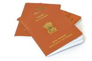 Orange Passport for Indians