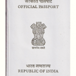 Type S, White Indian passport