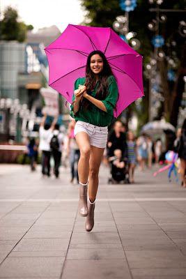 Umbrella for monsoon