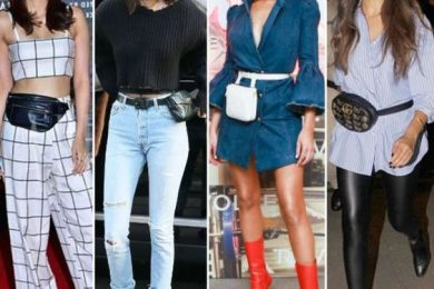 Style Your Looks With Belt Bags, The Way Our Celebs Do