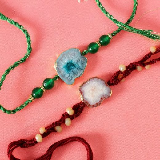 DIY Rakhi ideas