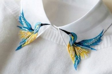 Go Creative With Shirt Collars By Using These Ideas