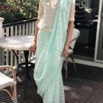 10 Ways To Wear A Saree Palla