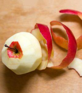 Ways to use leftover apple peels