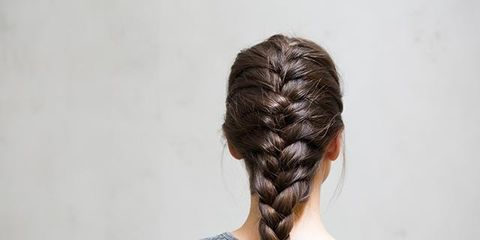 Basic French braid