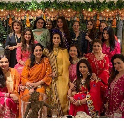 Bollywood Karwachauth 2019