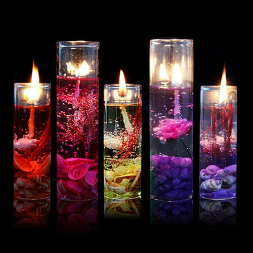 DIY, no wax instant candles for Diwali