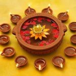 5 Ways To Decorate Home With Eco Friendly Diya's On Diwali