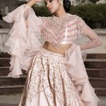 4 Unique Dupatta's With Frill Details To Add A Touch Of Fusion To Your Ethnic Pieces