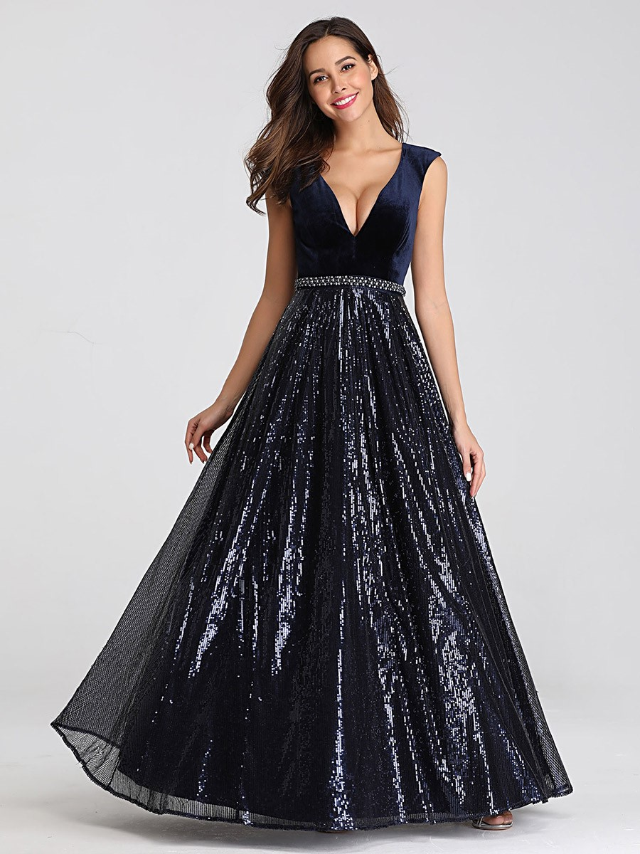 How to choose a prom dress for Apple body type?