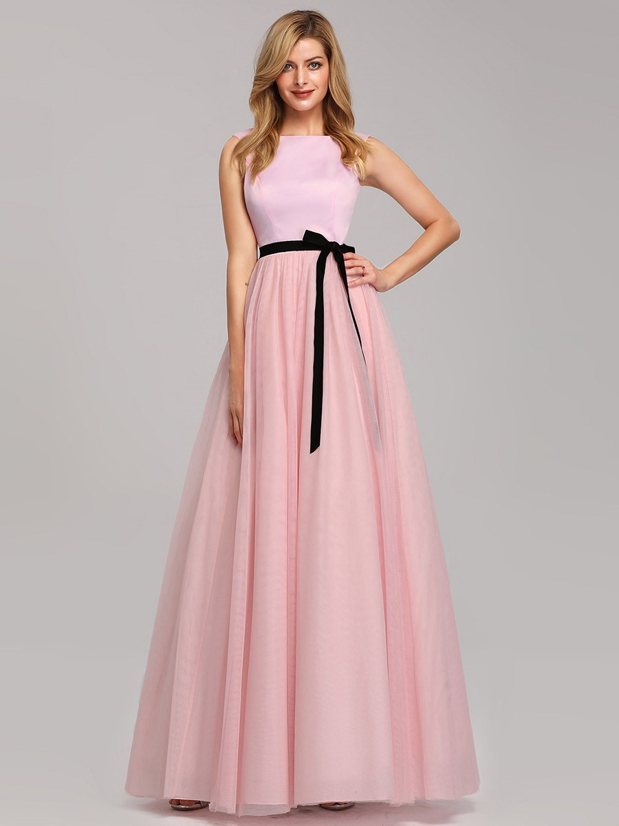 How to choose a prom dress for Rectangle body type?