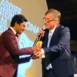 Nawazuddin Siddiqui Awarded With The Golden Dragon Award at Cardiff International Film Festival