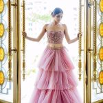 Alluring Lehenga Designs In Net For The Bridesmaid