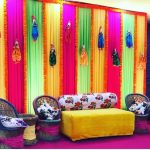 6 Perfect Ways To Create Interesting Backgrounds For Mehndi Function At Home