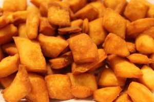 Sweet Shankarpali, Diwali snack