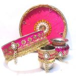 This Karvachauth Go For These Special Pooja Thali Sets For Yourself