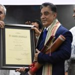 Actor Kamal Hassan Gets Doctorate Degree From Odisha CM Mr. Naveen Patnaik