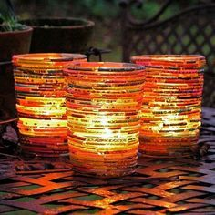 Bangle light ideas