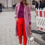 The Color Block Trend For Winters