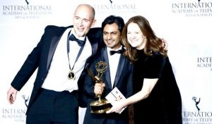 Nawazuddin Siddiqui McMafia wins Emmy Award 2019