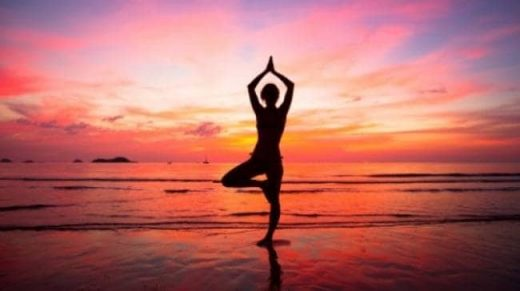 Surya namaskar for beginners
