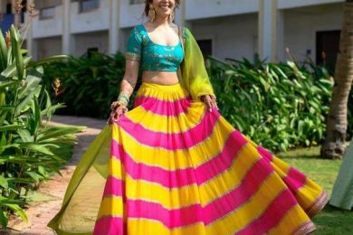 Haldi outfits for Brides to be