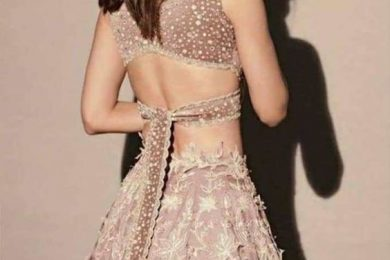Interesting back neck design ideas for blouse-Threads-WeRIndia