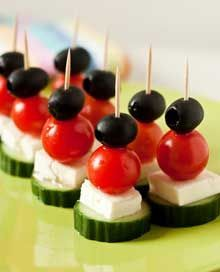 Last minute party snack ideas