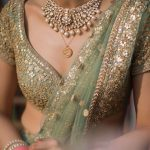 5 Designer Necklines For Bridal Blouses
