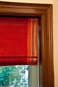 Repurpose and reuse old saree