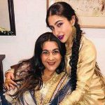 Sara Ali Khan Pens Down A Beautiful Poem For Her Mother Amrita Singh: Calls It Sarakishayari