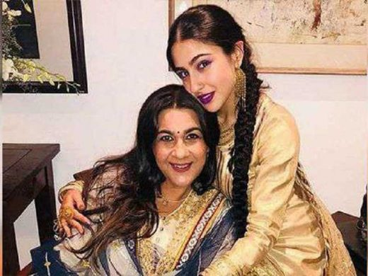 Sara Ali Khan pens down beautiful poem for her mom Amrita Singh