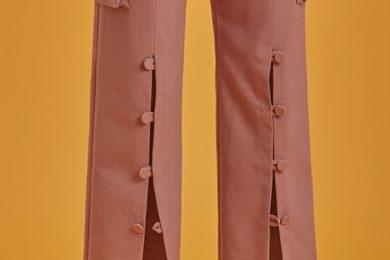 Bottom style to match with kurta