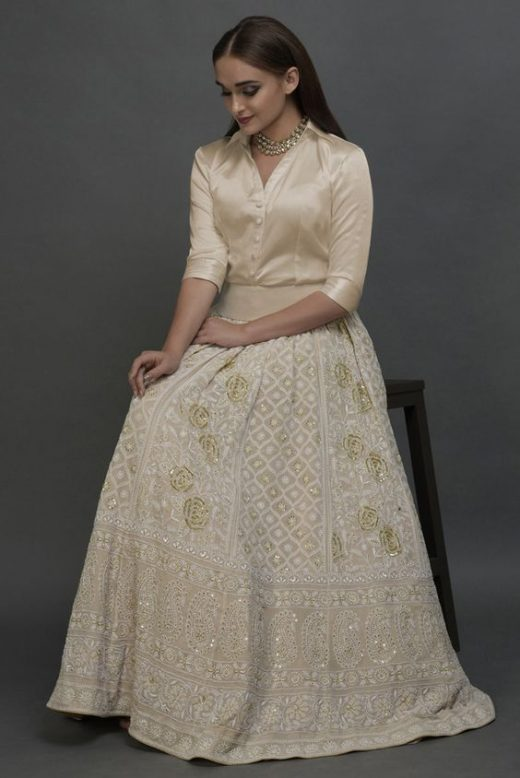 Chikankari Fashion and outfits