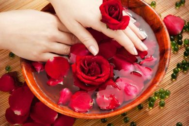 DIY make rose water at home