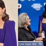 Deepika Padukone Honored With Crystal Award At The 50th World Economic Forum In Davos, Switzerland