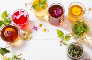 Different tea recipes for winters