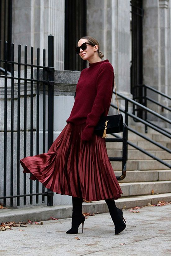 How to style a pullover sweater
